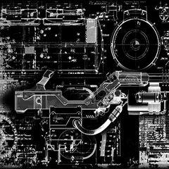K9000 cyberdog gun schema