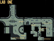 Secret Vault lab one