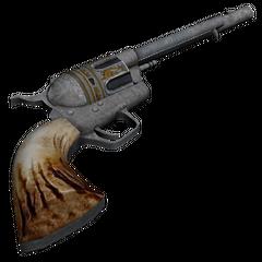 Револьвер «Магнум» кал. 357 з обома модифікаціями