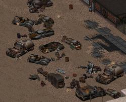 FO2 NCR Dump