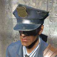FO4 Грязная фуражка почтальона Н