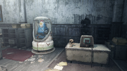 FO4 Police Protectron in BADTFL Regional Office