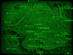 FO4 Union's Hope Cathedral wmap