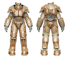 FO4 X-01 Power Armor