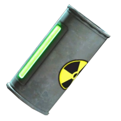 FO4 nuclear material