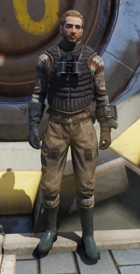 Survivalist's outfit | Fallout Wiki | FANDOM powered by Wikia