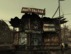 Fo3 MEgaton Moriarty's Saloon