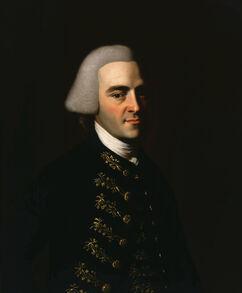 John Hancock 1770-72