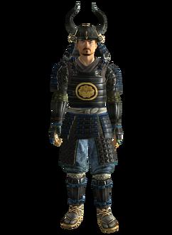 SamuraiArmor