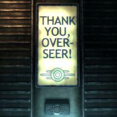 Дякуємо, доглядач!