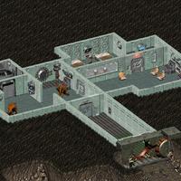 Локации Fallout