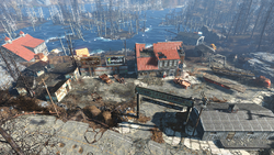 FO4FH Echo Lake Lumber