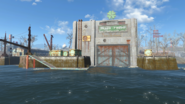 FO4 Irish Pride Industries shipyard river side