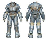 FO4 X-01 power armor vault tech