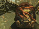 Vault 94 scout armor mask