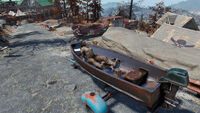 FO76 Pleasant Valley cabins (Phyllis's note)