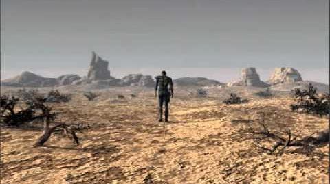 Fallout Cutscenes Into the Wastes (male)