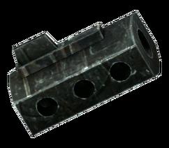GRA anti-materiel rifle suppressor