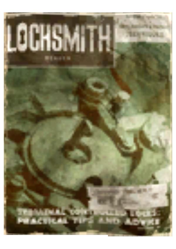 Locksmiths Reader