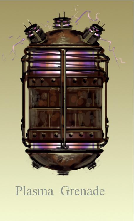 Plasma grenade CA1