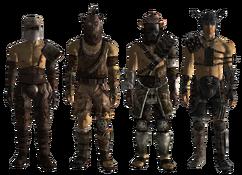 Raider Armor set