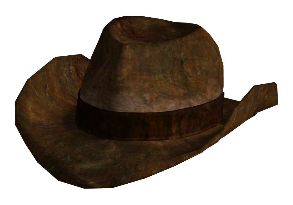 Ranger hat (Fallout  New Vegas)  c0cac3d0b45