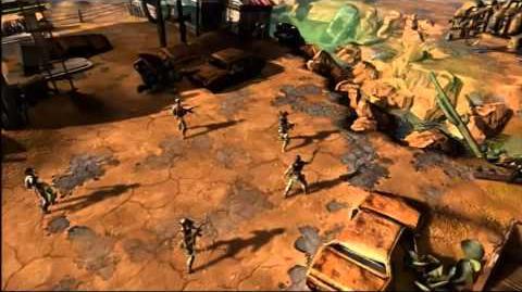 Wasteland 2 - первый взгляд на игру