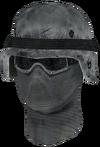 Утеплённый боевой шлем (м)