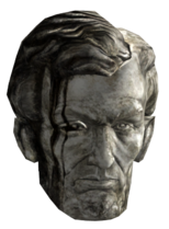 Abraham Lincoln's Head