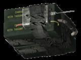 C-4 plastic explosive