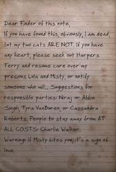 Courtney's note RB