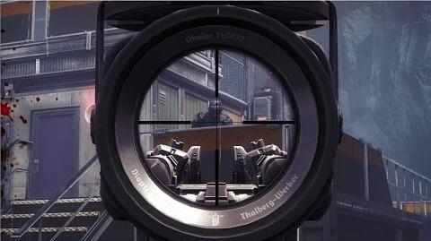 Exploring Wolfenstein The New Order -- Stealth vs