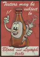 F76 Kanawha Nuka Cola Poster 2