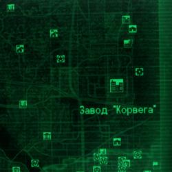 FO3 Korvega Factory wmap