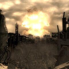 根据玩家的行动,兆吨镇的核弹可能最终会被引爆