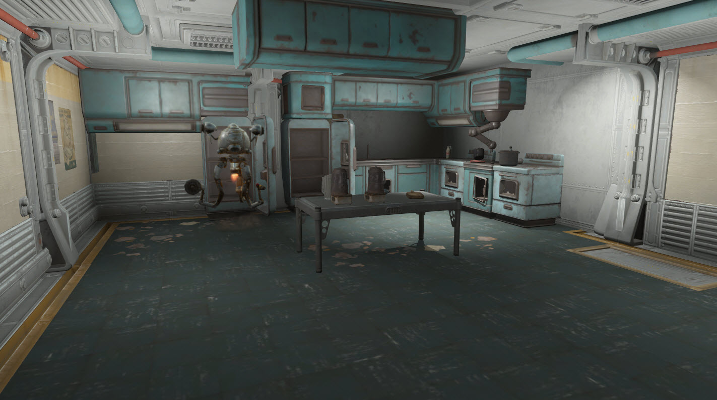 FO4-Farharbor-Vault118-Kitchen