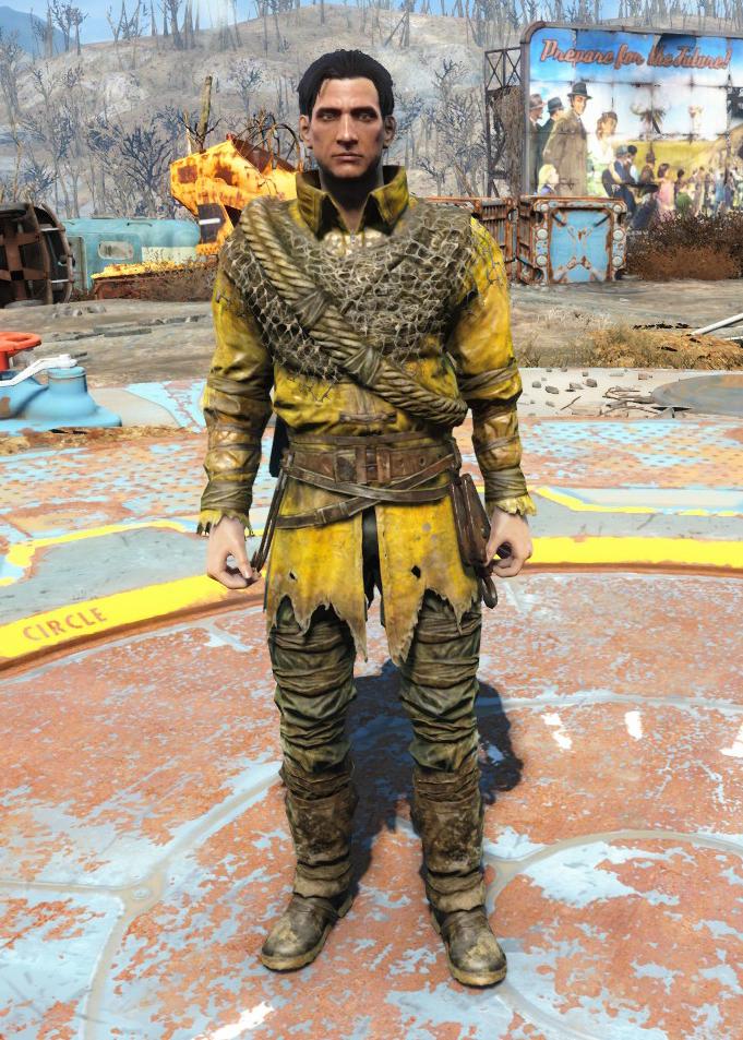 Longshoreman outfit (Fallout 4) | Fallout Wiki | FANDOM