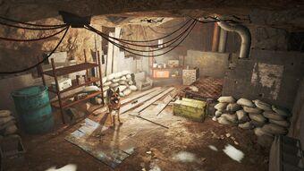 Root Cellar Fallout Wiki Fandom