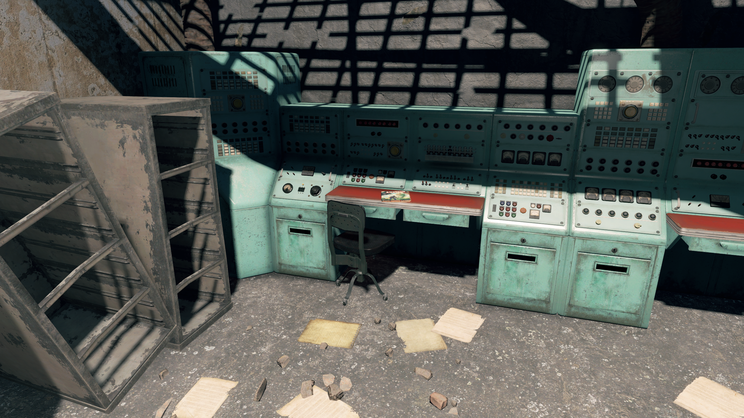 FO4 Sentinel site Astoundingly Awesome