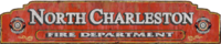 FO76 Charleston Fire Department sign 20