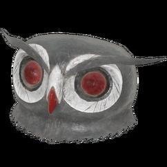 FO76 Fasnacht Owl mask