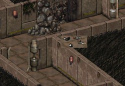Military base level 2 holodisk