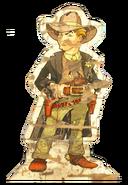 Sheriff Bruce cutout