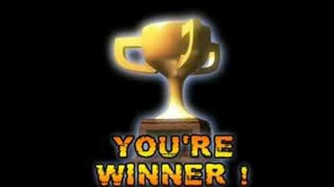Big Rigs - YOU'RE WINNER