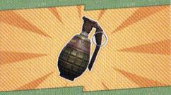 FBGNC frag grenade