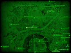FO4 Ферма Грейгарденов (карта мира)
