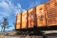 FO4 NMH railcar