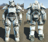 FO4 T45 Winterized paint