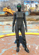 Fo3FH Marine wetsuit female