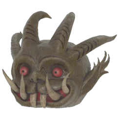 Fo76wa Fasnacht Devil mask